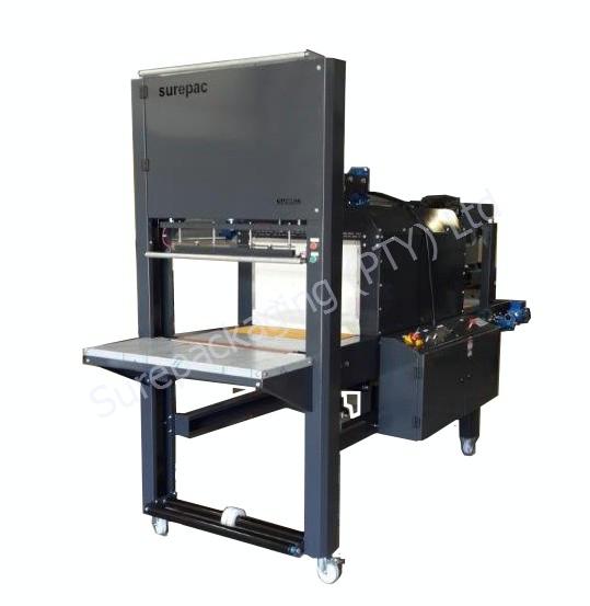 Semi-Automatic Shrink-wrap Machine